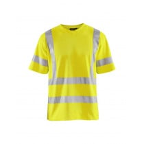 T-shirt haute visibilité anti-uv Blaklader classe 3