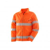 Veste de signalisation à haute visibilité Blakläder Eurosafe EN 471...