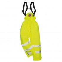 Pantalon ignifugé haute visibilité antistatique Portwest Bizflame R...