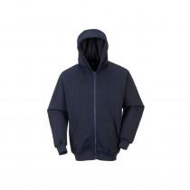 Sweat-shirt zippé à capuche Portwest Modaflame Anti-Static
