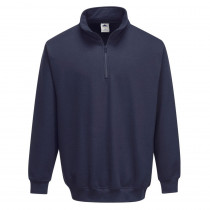 Sweat shirt col zippé Portwest SORRENTO