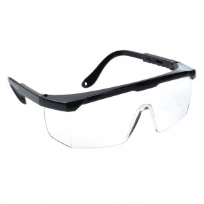 Lunette de protection classic Portwest Safety Incolore