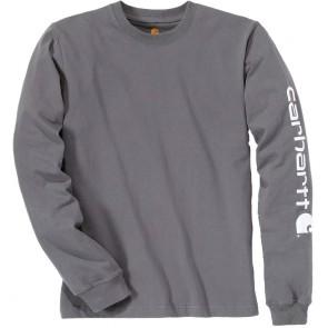 T-shirt manches longues Carhartt Gris foncé