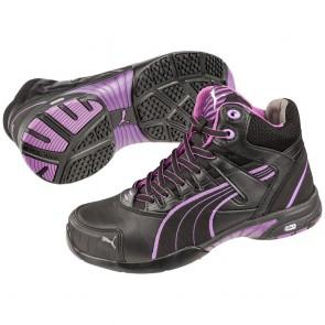 Baskets de sécurité femme Puma STEPPER S3 HRO SRC