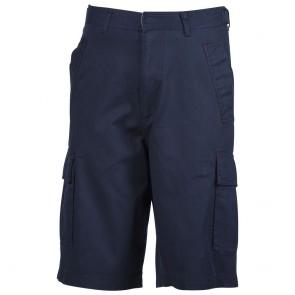 Bermuda poches plaquées en coton léger Penduick Watson marine