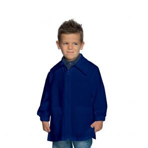 Blouse bleu enfant Isacco