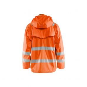 Veste de pluie étanche Blaklader haute visibilité