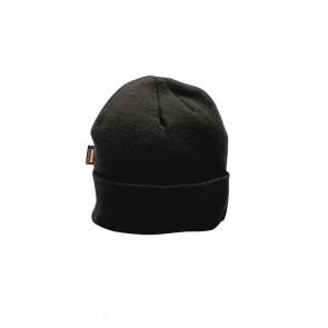 Bonnet microfibre insulatex Portwest noir