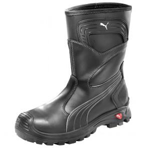 Bottes de sécurité Puma Rigger Boot Black S3 WR CI SRC