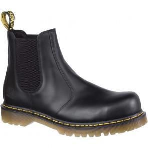 Chaussures de sécurité unisexe Dr. Martens Icon SRA Noir