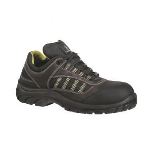 Chaussure de sécurité basse Lemaitre S3 Douro SRC marron