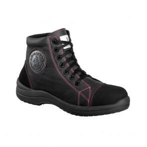 Chaussure de sécurité haute femme Lemaitre Libert'in S3 SRC noire