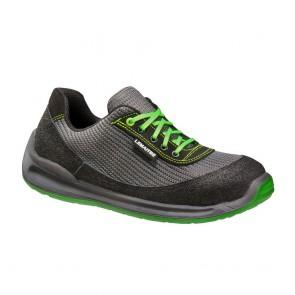 Chaussure de sécurité basse Lemaitre S1 Kiwi SRC noir vert