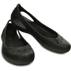 Chaussures de travail légères Crocs Kadee Work Flat