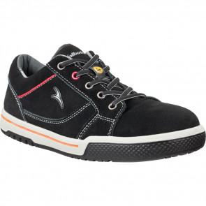 Chaussures de sécurité basses Albatros Freestyle Black S1P ESD SRC