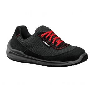 Chaussure de sécurité basse Lemaitre S1P Cherry SRC noir rouge