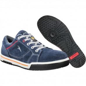 Chaussures de sécurité basses Albatros Freestyle Blue S1P ESD SRC