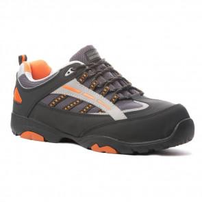 Chaussures de sécurité basses Coverguard Hillite S1P SRA HRO côté 1