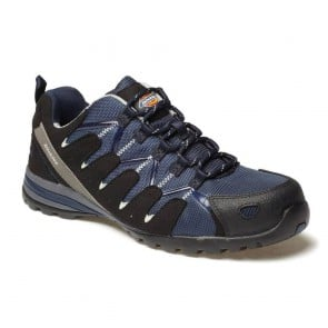 chaussure de securite basse Super Trainer Dickies bleues marine