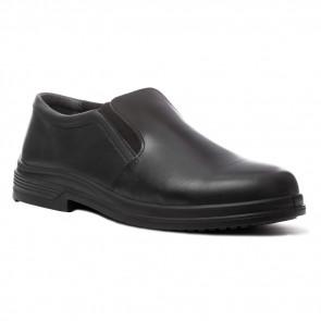 Chaussure de sécurité en cuir Coverguard Jasper S3 SRC Coté 1