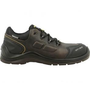 Chaussures de sécurité Homme S3 SRC WR ESD non-métalique brun