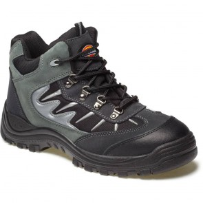 Chaussure de haute sécurité Storm S1-P Dickies Gris
