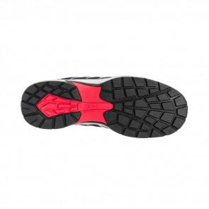Chaussure de sécurité femme Albatros Twist Red S1P ESD HRO SRC