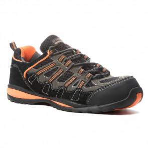 Chaussures de sécurité basses Helvite S1P SRA HRO côté 2
