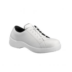 Chaussure de sécurité femme basse Lemaitre S3 Alba SRC blanche