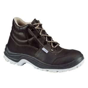 Chaussure de sécurité haute Lemaitre S3 Stormix SRC marron