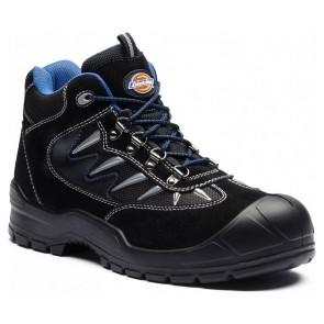 Chaussures de sécurité montantes Dickies Storm II S1P SRC Noir