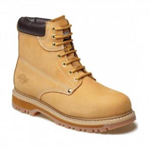 Chaussures de sécurité montantes Cleveland Dickies Miel