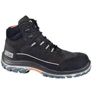 Chaussure de sécurité haute Lemaitre S3 Dundee SRC noir