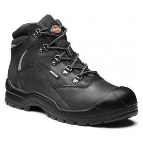 Chaussures de sécurité montantes Dickies Davant II S3 SRC Noir