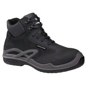 Chaussures de sécurité montantes Lemaitre Roissy S3 CI SRC Noir