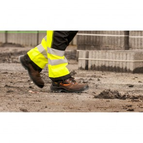 Chaussures de sécurité montantes Portwest Brodequin Mustang Steelite S3