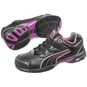 Basket de sécurité basse femme Puma Stepper Low S2 HRO SRC