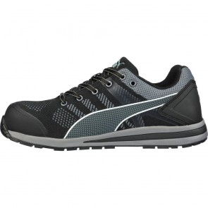 Basket de sécurité Puma Elevate Knit Black Low S1P ESD HRO SRC