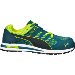 Basket de sécurité Puma Elevate Knit Green Low S1P ESD HRO SRC