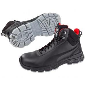 Chaussures de sécurité montantes Puma Pioneer S3 ESD SRC