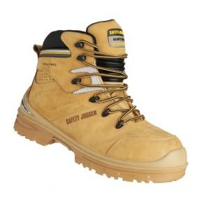Chaussures de sécurité 100% non métalliques Safety Jogger Ultima S3 SRC HRO ESD