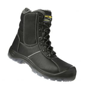 Chaussures de sécurité montantes fourrées Safety Jogger Nordic S3 SRC CI