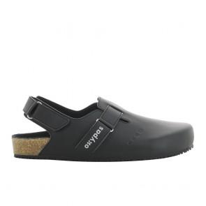 Sandale de travail Oxypas Jeff noir