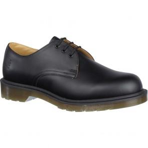 Chaussures de sécurité basses Dr. Martens Oxford Noires