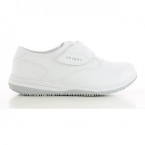 Chaussure de travail Oxypas Emily blanc