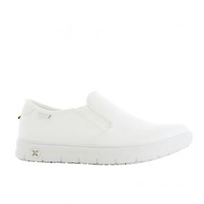 Chaussure de travail NADINE Oxypas ESD SRC blanc