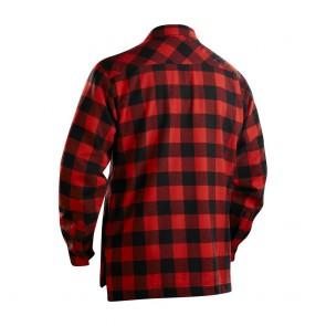 Chemise de travail matelassée Blaklader flannelle doublée