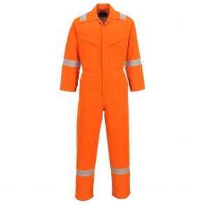 combinaison de travail Portwest Araflame Orange