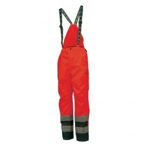 Cotte à bretelles haute-visibilité POTSDAM Helly Hansen rouge