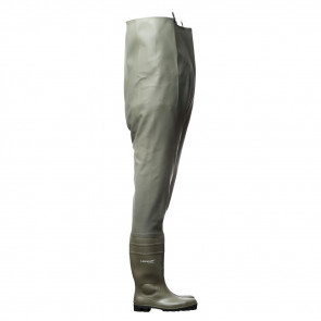 Waders Dunlop Chest Safety S5 SRA PVC